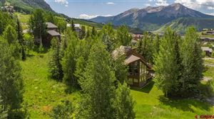 Photo of 34 Belleview Drive, Mt. Crested Butte, CO 81225 (MLS # 762112)