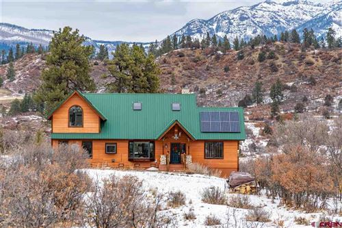 Photo of 1288 Henry's Lake Dr, Pagosa Springs, CO 81128 (MLS # 765121)