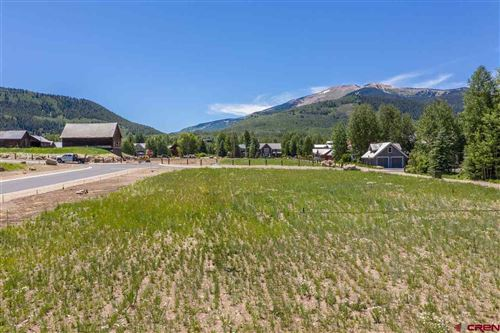 Photo of 515 Teocalli Avenue Avenue, Crested Butte, CO 81224 (MLS # 764127)