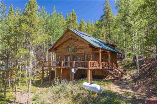 Photo of 6100 County Road 763 Road, Gunnison, CO 81230 (MLS # 773127)