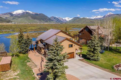 Photo of 491 Slate River Drive, Crested Butte, CO 81224 (MLS # 770129)