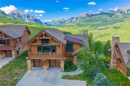 Photo of 17 Wildhorse Trail, Mt. Crested Butte, CO 81225 (MLS # 758136)