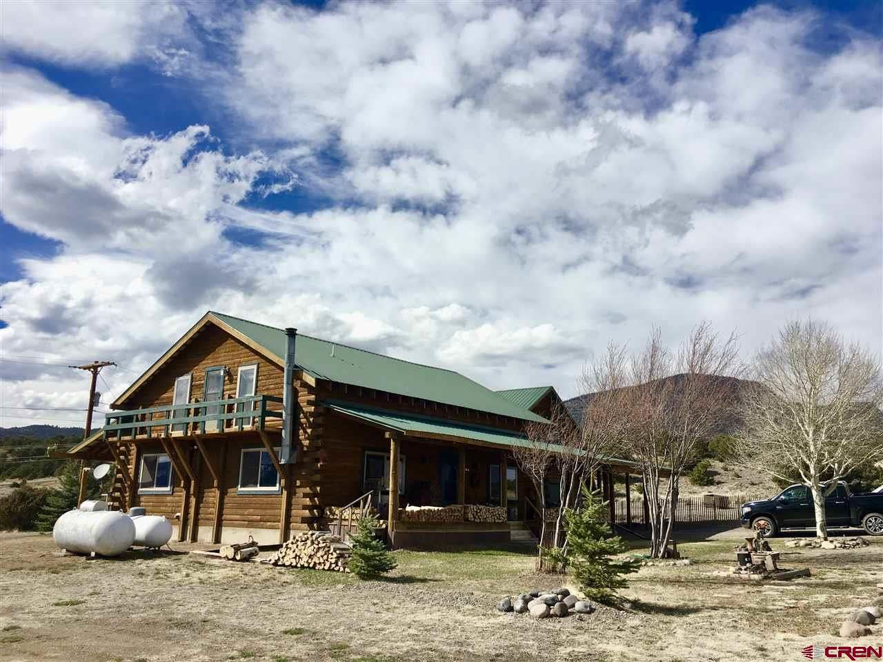 Photo of 243 Ouray Road, South Fork, CO 81154 (MLS # 752136)