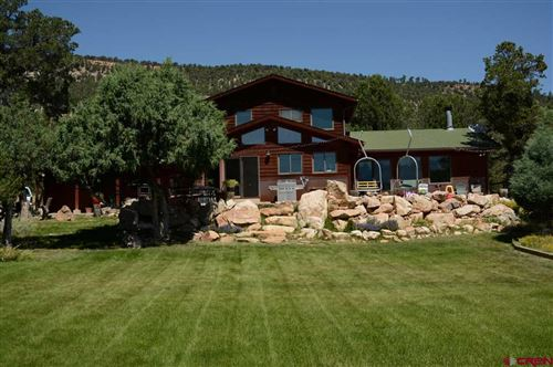 Photo of 3030 Pleasant Point Drive, Ridgway, CO 81432 (MLS # 762158)