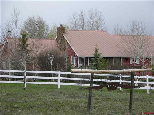 Photo of 541 Perry Drive, Pagosa Springs, CO 81147 (MLS # 754159)