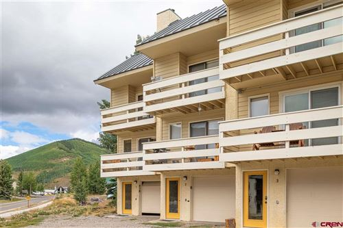 Photo of 710 Gothic Road, Mt. Crested Butte, CO 81225 (MLS # 763160)