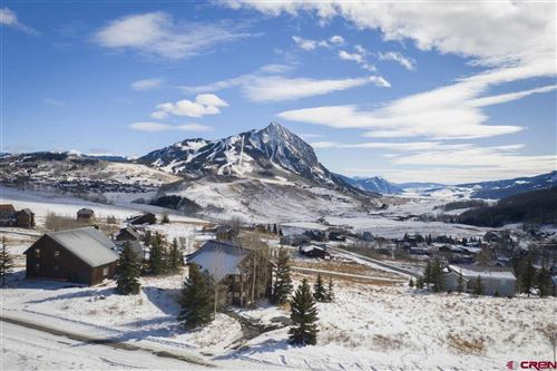 Photo of 68 Slate Lane, Crested Butte, CO 81224 (MLS # 765161)