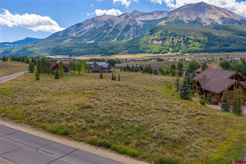 Photo of 143 E Silver Sage Drive, Crested Butte, CO 81224 (MLS # 777165)