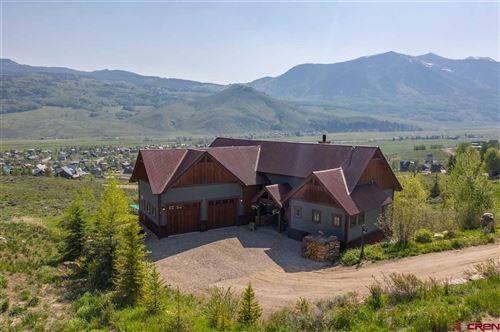 Photo of 354 Cisneros Lane, Crested Butte, CO 81224 (MLS # 783175)