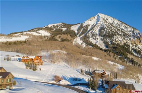 Photo of 21 Summit Road, Mt. Crested Butte, CO 81225 (MLS # 767176)