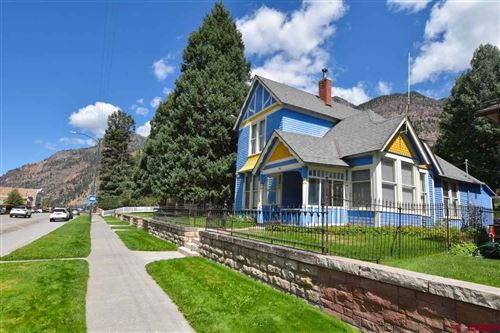 Photo of 311 Main Street, Ouray, CO 81427 (MLS # 774176)