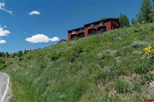 Photo of 12 Crystal Road, Mt. Crested Butte, CO 81224 (MLS # 760181)