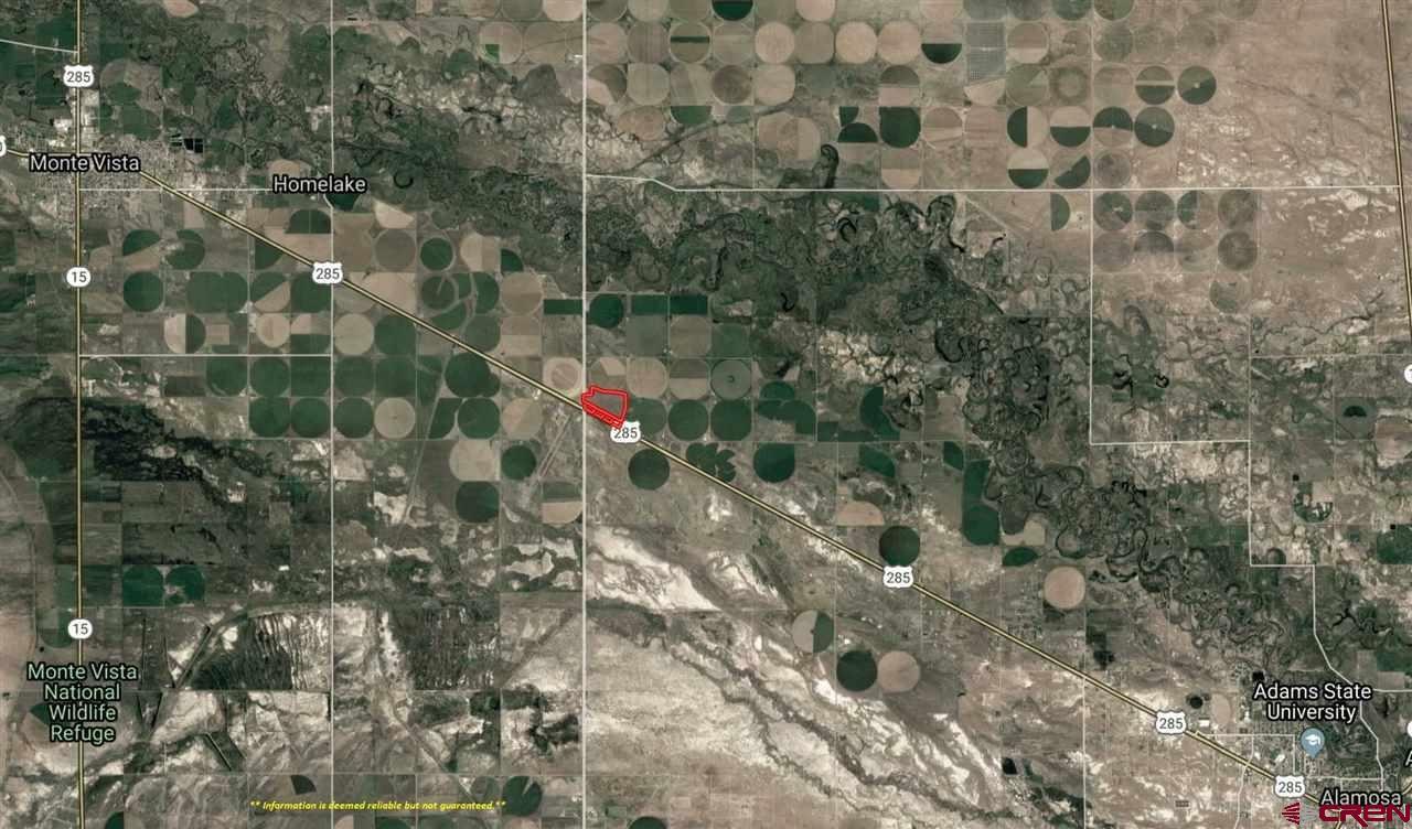 Photo of TBD Highway 160, Alamosa, CO 81101 (MLS # 766181)