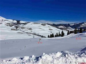 Photo of 704 Prospect Drive, Mt. Crested Butte, CO 81225 (MLS # 1182)