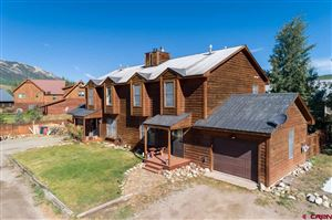 Photo of 351 Cascadilla Street, Crested Butte, CO 81224 (MLS # 762184)