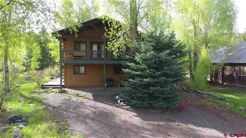 Photo of 293 Red Ryder Circle, Pagosa Springs, CO 81147 (MLS # 765186)