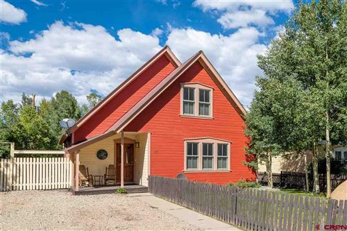 Photo of 425 Whiterock Avenue, Crested Butte, CO 81224 (MLS # 774197)