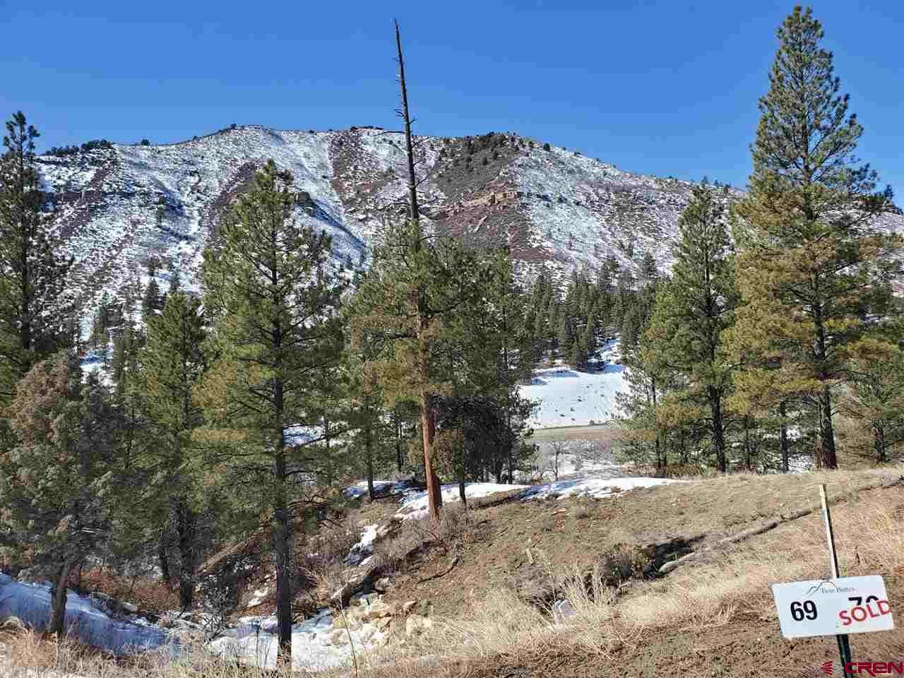 Photo of (Lot 69) 59 Arnica Court, Durango, CO 81301 (MLS # 751208)
