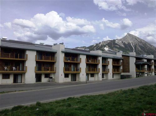 Photo of 701 Gothic Road, Mt. Crested Butte, CO 81225 (MLS # 764214)