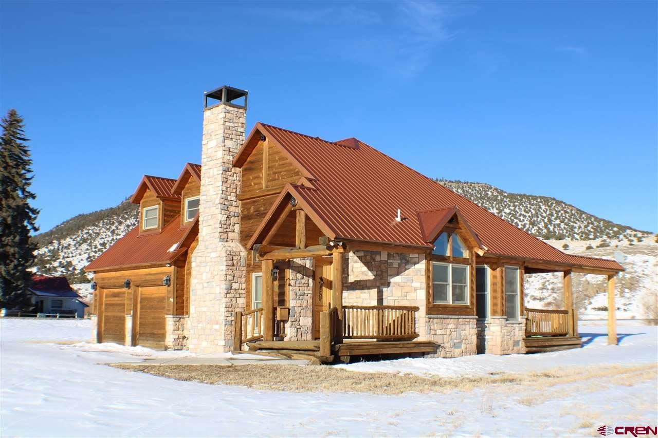 Photo of 6832 Masters Drive, South Fork, CO 81154 (MLS # 765221)