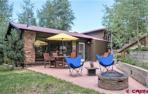 Photo of 60 Cinnamon Mountain Road, Mt. Crested Butte, CO 81225 (MLS # 767222)
