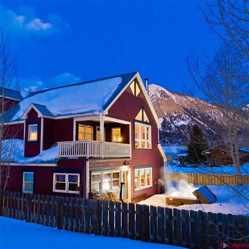 Photo of 624 Gothic Avenue, Crested Butte, CO 81224 (MLS # 779228)