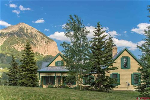 Photo of 1472 Gothic Road, Crested Butte, CO 81224 (MLS # 774241)