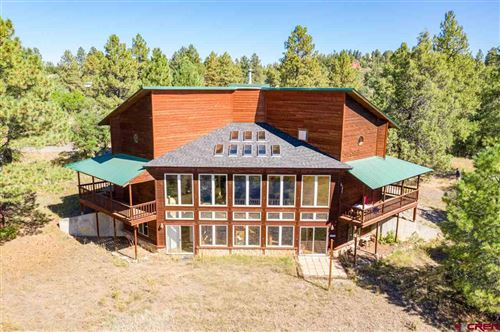 Photo of 1960 Meadows Drive, Pagosa Springs, CO 81147 (MLS # 774243)