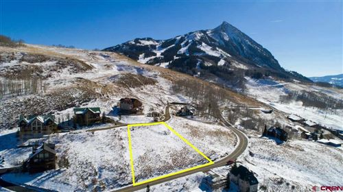 Photo of 48 Cinnamon Mountain Road, Mt. Crested Butte, CO 81225 (MLS # 752256)