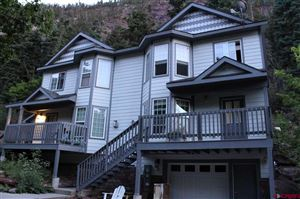 Photo of 1548 Hinkson Terrace, Ouray, CO 81427 (MLS # 760267)