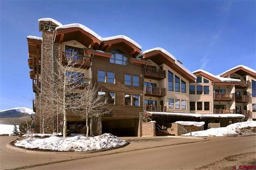 Photo of 9 Hunter Hill Road, Mt. Crested Butte, CO 81225 (MLS # 776267)