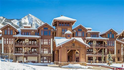 Photo of 14 Hunter Hill Road, Mt. Crested Butte, CO 81225 (MLS # 777268)