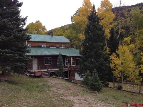 Photo of 9207 Road 38 (West Fork Road), Dolores, CO 81323 (MLS # 771269)