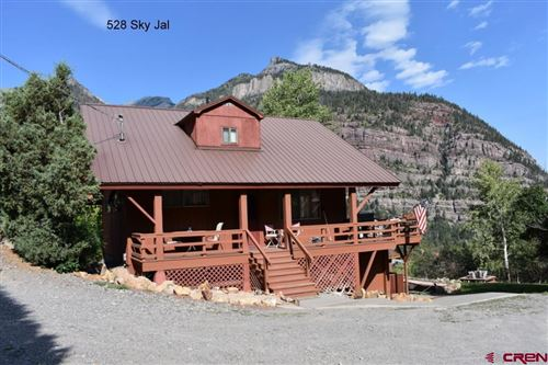 Photo of 528 Sky Jal, Ouray, CO 81427 (MLS # 773269)