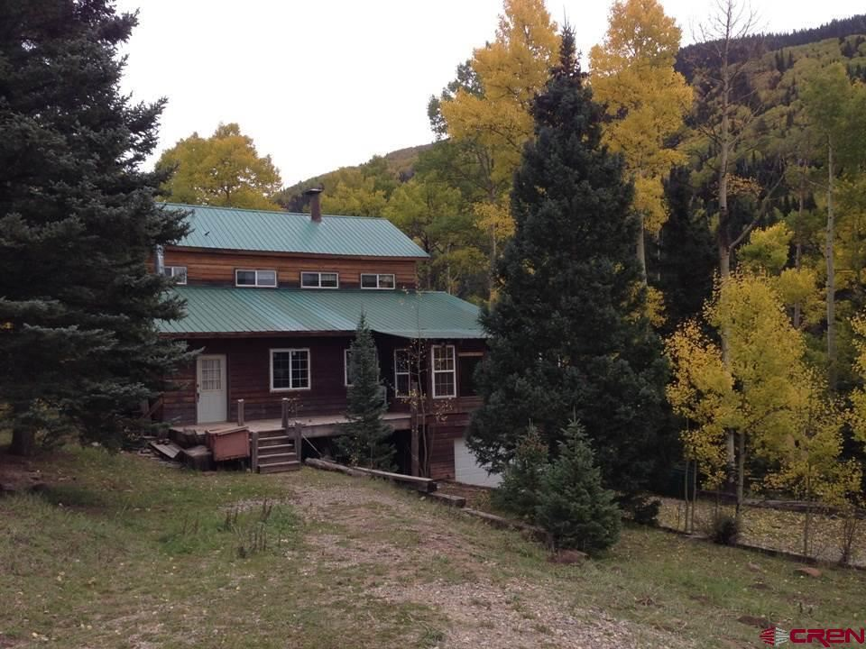 Photo for 9207 Road 38 (West Fork Road), Dolores, CO 81323 (MLS # 771269)