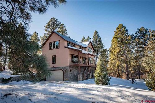Photo of 387 E Log Hill, Pagosa Springs, CO 81147 (MLS # 777271)
