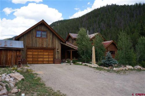 Photo of 352 County Road 54 Spring Creek, Almont, CO 81210 (MLS # 770272)