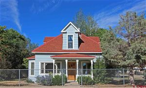 Photo of 108 N 8th Street, Dolores, CO 81323 (MLS # 756279)