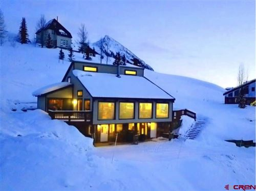 Photo of 32 Whetstone Road, Mt. Crested Butte, CO 81225 (MLS # 765284)