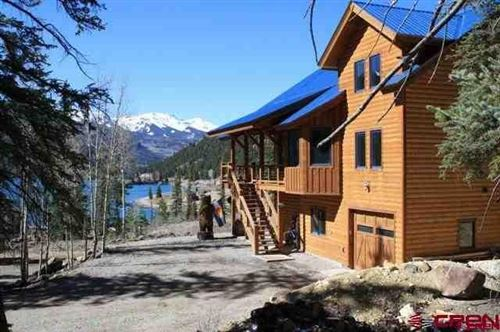 Photo of 120 Hinsdale County Rd. 33, Lake City, CO 81235 (MLS # 702290)