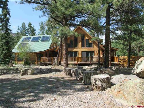 Photo of 1775 Ponderosa Trail, Lake City, CO 81235 (MLS # 769293)