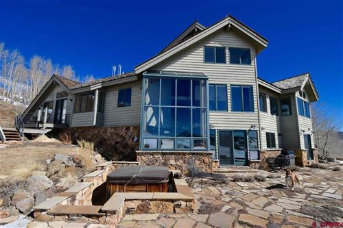 Photo of 2270 Red Mountain Road, Almont, CO 81210 (MLS # 770295)