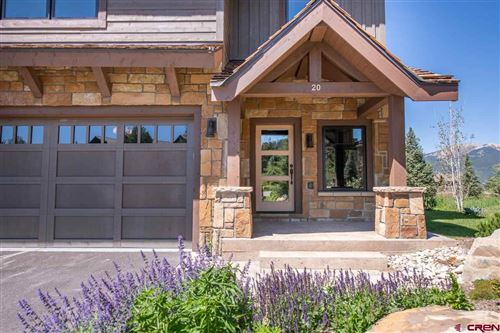 Photo of 14 Ace Court, Crested Butte, CO 81224 (MLS # 773311)