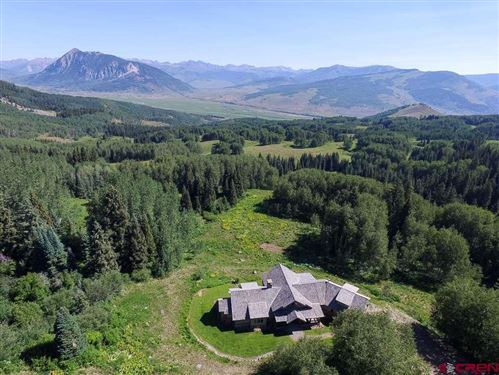 Photo of 1610 Red Mountain Ranch Road, Crested Butte, CO 81224 (MLS # 764320)