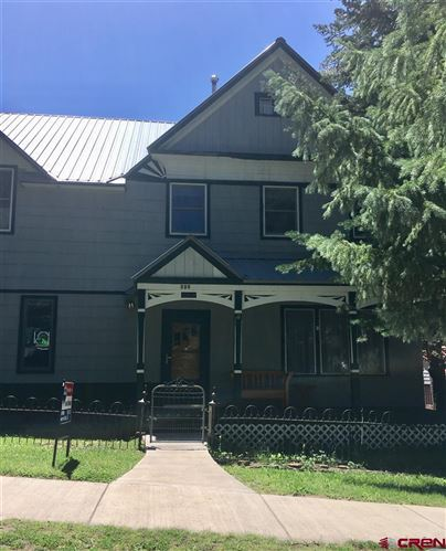 Photo of 325 7th Avenue, Ouray, CO 81427 (MLS # 768326)