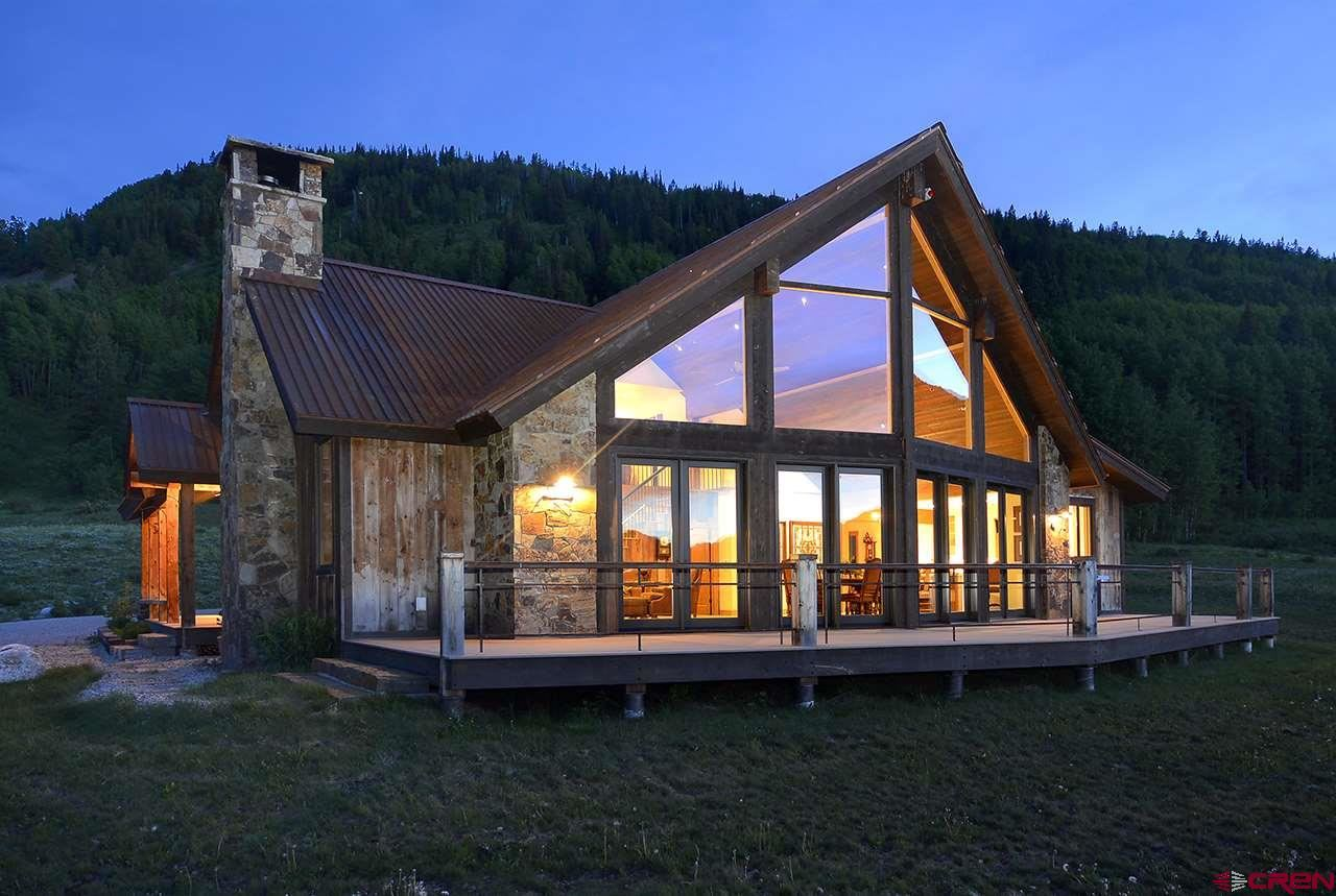 Photo for 94 Hidden Mine Road, Crested Butte, CO 81224 (MLS # 778326)