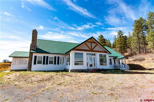 Photo of 5970 E Highway 160 Highway, Pagosa Springs, CO 81147 (MLS # 776327)