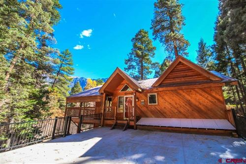 Photo of 410 Mother-Lode Lane, Ouray, CO 81427 (MLS # 773328)