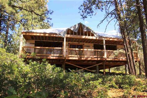 Photo of 214 Justin's Road, Pagosa Springs, CO 81147 (MLS # 773334)