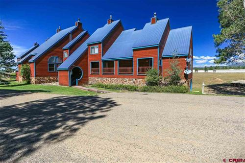 Photo of 88 W Peregrine Circle, Pagosa Springs, CO 81147 (MLS # 750335)